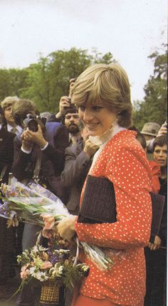 May 22, 1981: Prince Charles opened a new operating theatre in Tetbury in Gloucestershire where he and Lady Diana Spencer were presented with a decanter. The town is less than a mile from Highgrove House.