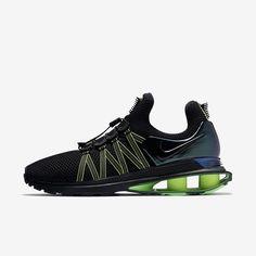 Nike Shox Gravity Men s Shoe - 10 Black Running Shoes cfd1c0df2