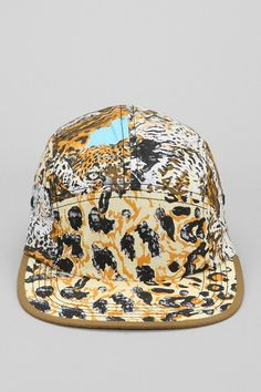 7aee111f03938 Stussy Wildcat 5-Panel Hat