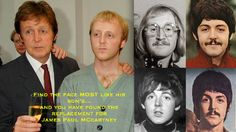 The Brainwashed HOUsewife: Sir Paul McCartney was Phil Ackrill