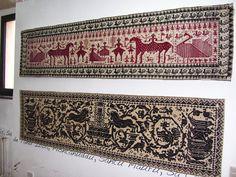 Gli Arazzi conservati presso il Marate di Isili.