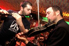 Temple Bar TradFest in #Dublin - a celebration of Irish culture & music in Dublin's famous Temple Bar district. Every January. #GowithOh