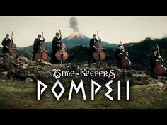 Pompeii (4 guys, 18 instruments) - The Time-Keepers