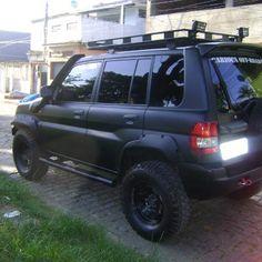 mitsubishi pajero tr4 custom off road - Mitsubishi Montero 2000 Custom