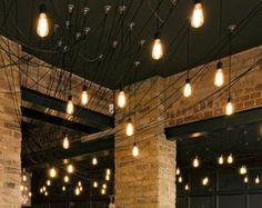 Mariage lumières lieu pendentif éclairage par HangoutLighting