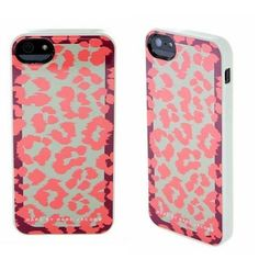キュート★Marc Jacobs ★Rita the Cheetah iPhone 5 ケース