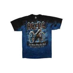 HERREN//MEN VEST T-SHIRT AC DC AC//DC 2 ROCK FUN TANK TOP TEE