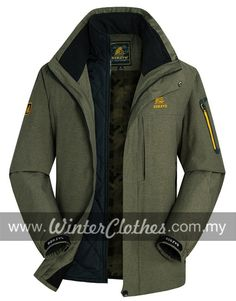 Winter Outdoor Jackets - Pl Jackets