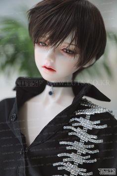 Anime Dolls, Bjd Dolls, Pretty Dolls, Beautiful Dolls, Digital Art Beginner, Anime Child, Gothic Art, Anime Outfits, Ball Jointed Dolls