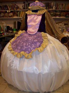 Beauty And Beast Mrs Potts Costume