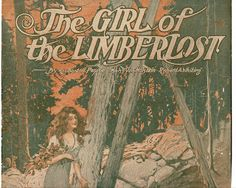 Victorian Bookshelf - for the Avid Reader: A Girl of the Limberlost by Gene Stratton Porter