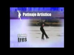 Patinaje artístico - Técnica Figuras obligatorias1