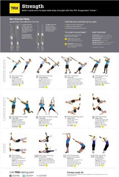 vt trx excersice chart - Google Search
