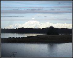 Mount Saint Elias in Yakutat, Alaska...