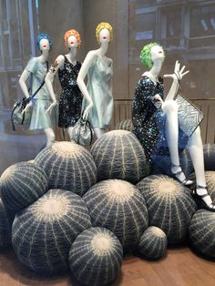 "Milan,Italy, ""The world is full of cactus Emanuella... but we don't have to sit on it"", pinned by Ton van der Veer"