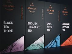 Creative Tea Packaging Design Want to Get Stunning Packaging Designing Solutions for Your TEA Brand? Contact DesignerPeople for Tea Box Design Food Packaging Design, Coffee Packaging, Packaging Design Inspiration, Brand Packaging, Food Branding, Branding Ideas, Product Packaging Design, Identity Branding, Visual Identity