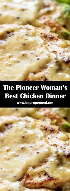 The Best Chicken Dinner Recipes The Pioneer Woman - My # Recipes - Recipes . - The best chicken dinner recipes of the Pioneer Woman – my – Recipes to Try – - Easy Dinner Recipes, Easy Meals, Meat Dinner Ideas, Quick Meals For Dinner, Family Dinner Ideas, Dinner Casserole Recipes, Dinner Entrees, Supper Recipes, Chicken Parmesan Recipes