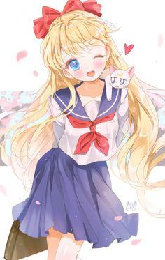 Minako aino | Sailor moon