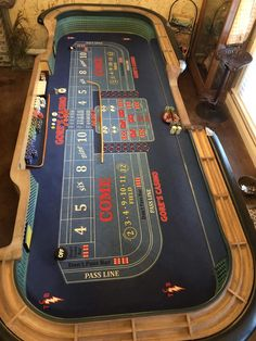 Craps Table Poker Table Plans, Cigar Club, Garage Ideas, Diy Table, Father And Son, Corporate Events, Cigars, Man Cave, Basement