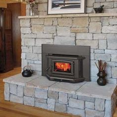 pacific energy fireplace insert