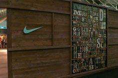 Nike Snowboarding 3D Type » Hybrid Design -