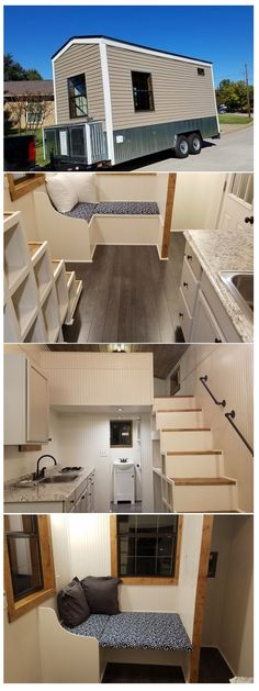 mytinyhousedirectory: Fort Worth Texas Tiny Home For Sale ~ Beautiful!