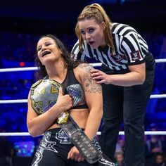 The official home of the latest WWE news, results and events. Get breaking news, photos, and video of your favorite WWE Superstars. Nxt Women's Championship, Shayna Baszler, Women's Wrestling, Wwe News, Wwe Superstars, See Photo, Punk, Divas, Woman