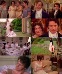 Pride & Prejudice (1995):Episode 1