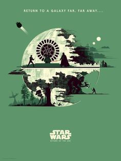 Star Wars Trilogy Posters - Created by Matt Ferguson