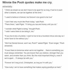 Winnie the Pooh sad quotes Sad Winnie the Pooh quotes Poem Quotes, Cute Quotes, Sad Quotes, Quotes To Live By, Best Quotes, Inspirational Quotes, Change Quotes, Pretty Words, Beautiful Words