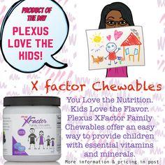 X factor Family Chewable bit.do/pinkdrink