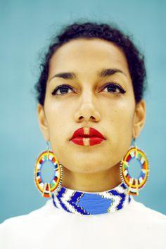 Paula Sprenger Photography - Lulu Mutuli's Collection