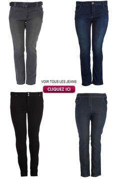 jean femme grande taille moulant ou large sur pinterest jeans coup et pochoir silhouette. Black Bedroom Furniture Sets. Home Design Ideas