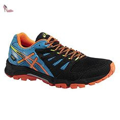 Chaussures De Sport Running De Course Gel Asics Attrac Noir
