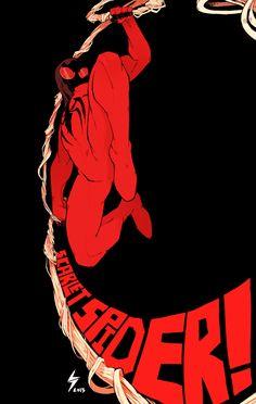 various kaine related drawings Spiderman Sketches, Spiderman Art, Amazing Spiderman, Marvel Comic Universe, Comics Universe, Marvel Comics, Scarlet Spider Kaine, Spider Man Unlimited, Venom Art