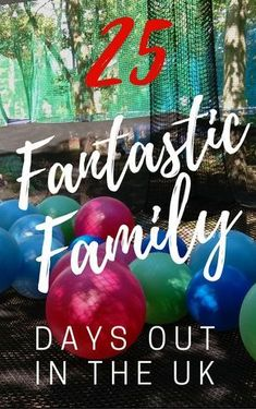 25 Fantastic Family Days Out in the UK Family Days Out Uk, Days Out With Kids, Great Days Out, All Family, Family Holiday, Holiday Hotel, Family Life, Holiday Ideas, Uk Holidays