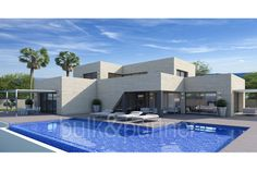 Modern luxury villa with sea views for sale in Jávea - ID 5500621 - Real estate is our passion... www.bulk-partner.com