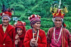 Ifugao women, Banaue, Philippines | Flickr - Photo Sharing!