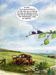 Profisuche-MARUNDE | Cartoons & Illustrationen von Wolf-Rüdiger Marunde
