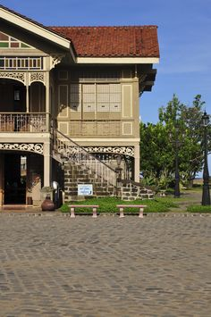 Las Casas Filipinas  Old traditional Filipino Home