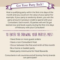 Party time everyone. You wont want to miss out on this! https://michelleclemmer.velata.us/Velata/