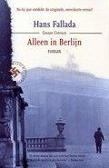 Hans Fallada - Alleen in Berlijn Duitsland