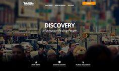 http://www.taboola.com/  From Israel. Drive traffic and monetize your site.