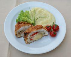 Pro labužníky: Recept na pikantní krůtí rolku s tvarůžky