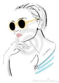 Image result for illustration sunglasses