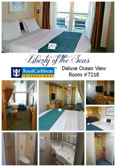 Royal Caribbean Liberty of the Seas Stateroom 7218 Cruise Port, Cruise Travel, Cruise Vacation, Honeymoon Cruise, Vacations, Cruise Tips Royal Caribbean, Royal Caribbean Ships, Liberty Of The Seas, Best Cruise Ships