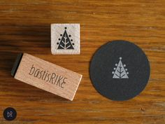 Mini Stempel:  Weihnachtsbaum von bastisRIKE