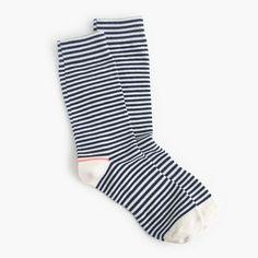 Tipped striped socks(J.Crew [ジェイクルー] のアイテム)