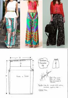 45 Ideas Sewing Patterns For Beginners Shirt Dress Tutorials For 2019 Peasant Dress Patterns, Dress Sewing Patterns, Clothing Patterns, Shirt Patterns, Sewing Pants, Sewing Clothes, Diy Clothes, Shirt Dress Tutorials, Costura Fashion