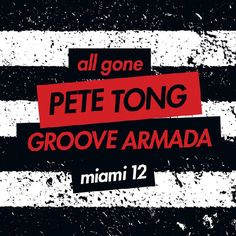 Very stylish and sexy compilation from the masters of the house stage Pete Tong & Groove Armada. The collection is filled with bangers, which are already blew up Miami and I think very soon will blow up the dancefloors of Ibiza. Separately worth mentioning Groove Armada's disc. This is unreal fantastic compilation with a splash of old school house, which I have not heard for a long long time! Definitely must have! And we are waiting for the next year!
